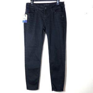 🔵Silver Jeans Suki Ankle Skinny